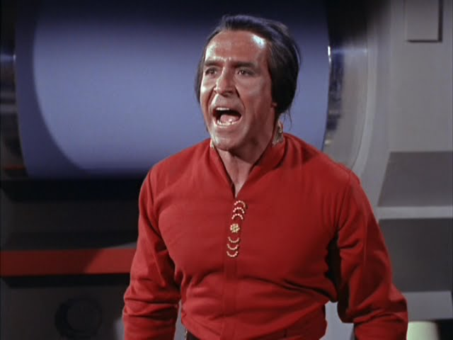Khan in Space Seed